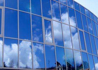 Kristal kontinuirane staklene fasade