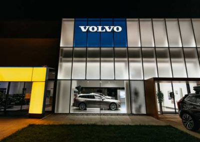 Osmanagić CO Volvo – Podgorica